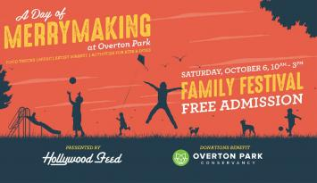 A Day of Merry Making at Overton Park