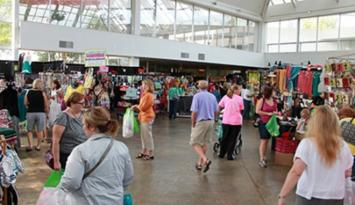 Host your next conference or convention at Agricenter International. Photo by Sue Sigler.