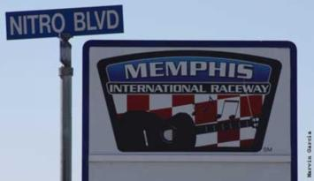 Catch the action at the Memphis International Raceway. Photo by Marvin Garcia.