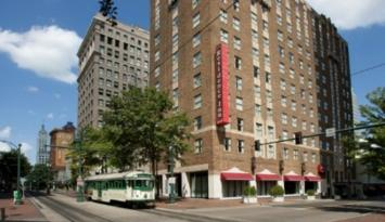Downtown Memphis hotel - Residence Inn. Photo by Tim Irby