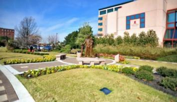 St. Jude Children's Research Hospital in Memphis, TN. Photo by Andrea Zucker.