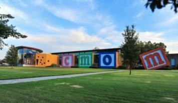 The Children's Museum of Memphis. Photo by Andrea Zucker.